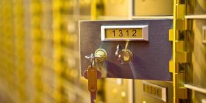 Safety Deposit Boxes Hong Kong