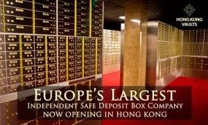 Hong Kong Safe Deposit Box