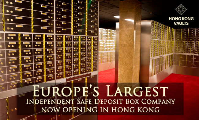 Hong Kong Safe Deposit Box